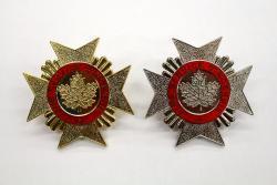 CAFC Maltese Cross Badge