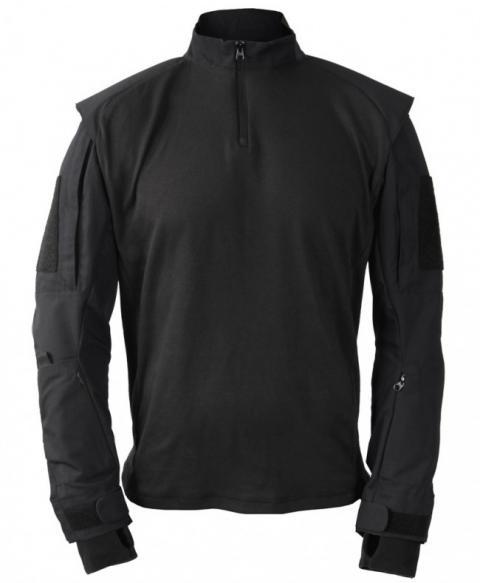 Propper Tac.U Combat Shirt, Black, F5417-38-001