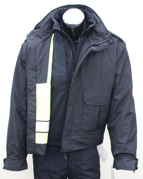 Preserver Bomber Jacket with inner soft shell