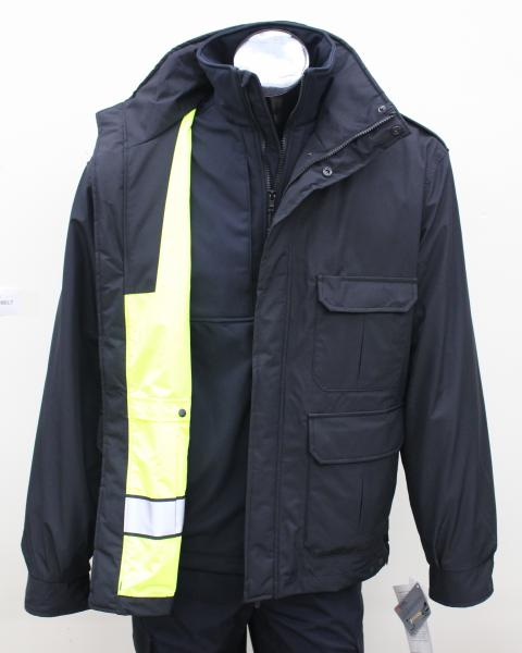Preserver Plus Hip-length with inner soft shell