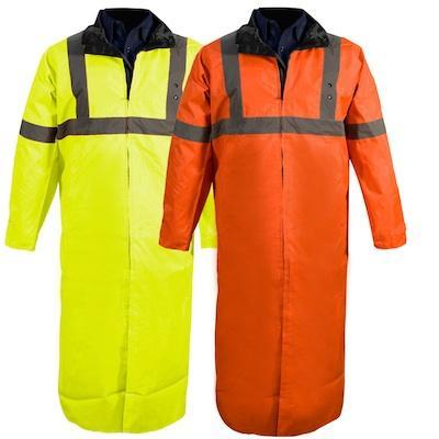 Reversible Waterproof Raincoat