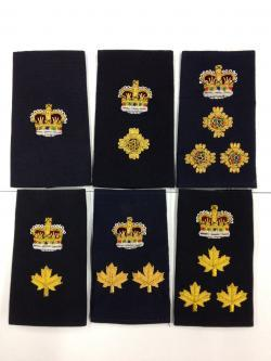 Bullion Slip-On Ranks