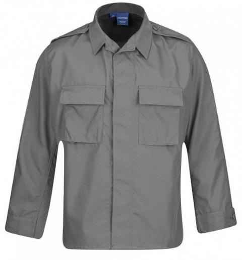 Propper BDU 2-pocket LS shirt, Grey