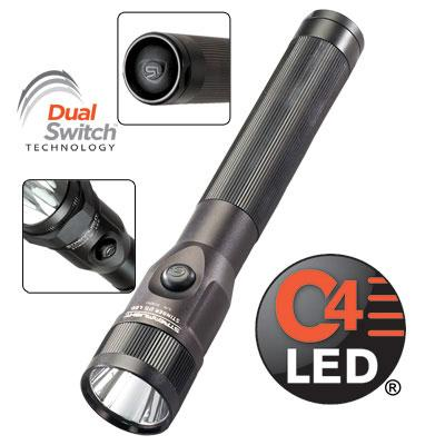 Stinger DS flashlight