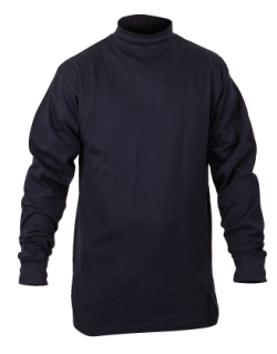 Midnight Navy UFX Mockneck