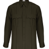 TexTrop long sleeve brown shirt