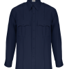 TexTrop long sleeve dark navy shirt