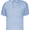 UFX uniform shirt blue